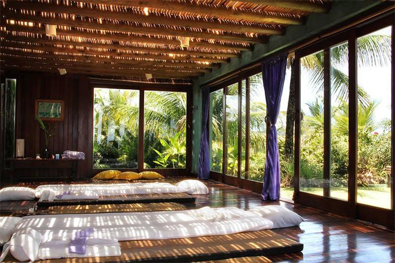 Descanso e relaxamento em ambientes com vista estratégicas