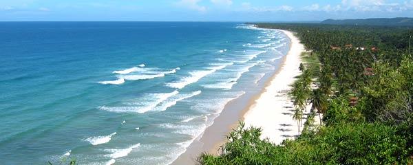 praia de serra grande